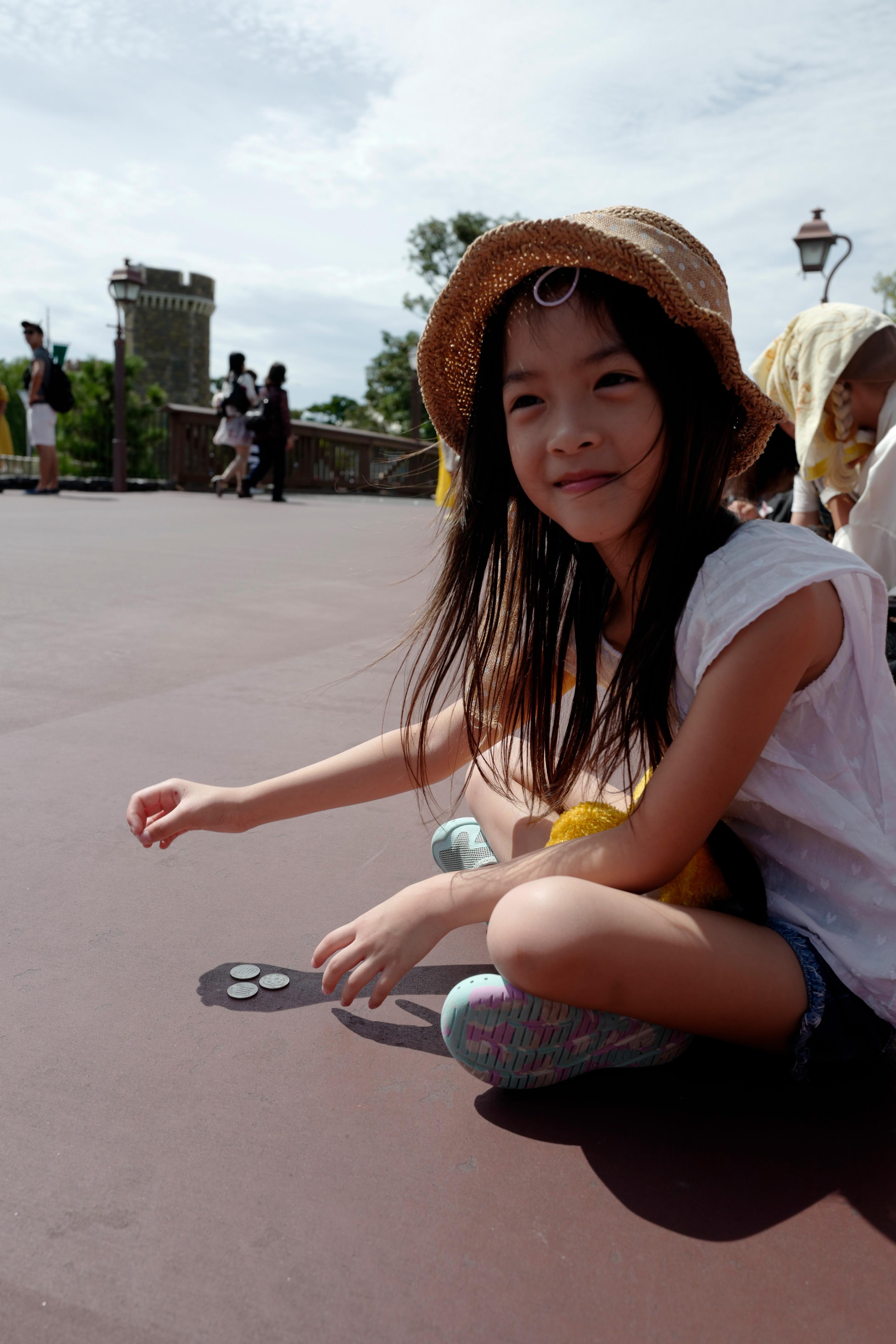 【日本亲子游.东京】东京迪士尼乐园.苹果vs西打变身冰雪奇缘女主角.开心玩乐在其中~~孩子的公主梦在这里实现成真了!!!